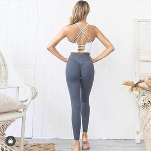Pants - 👽 Brazilian Thick Supplex Booty Scrunch Leggings